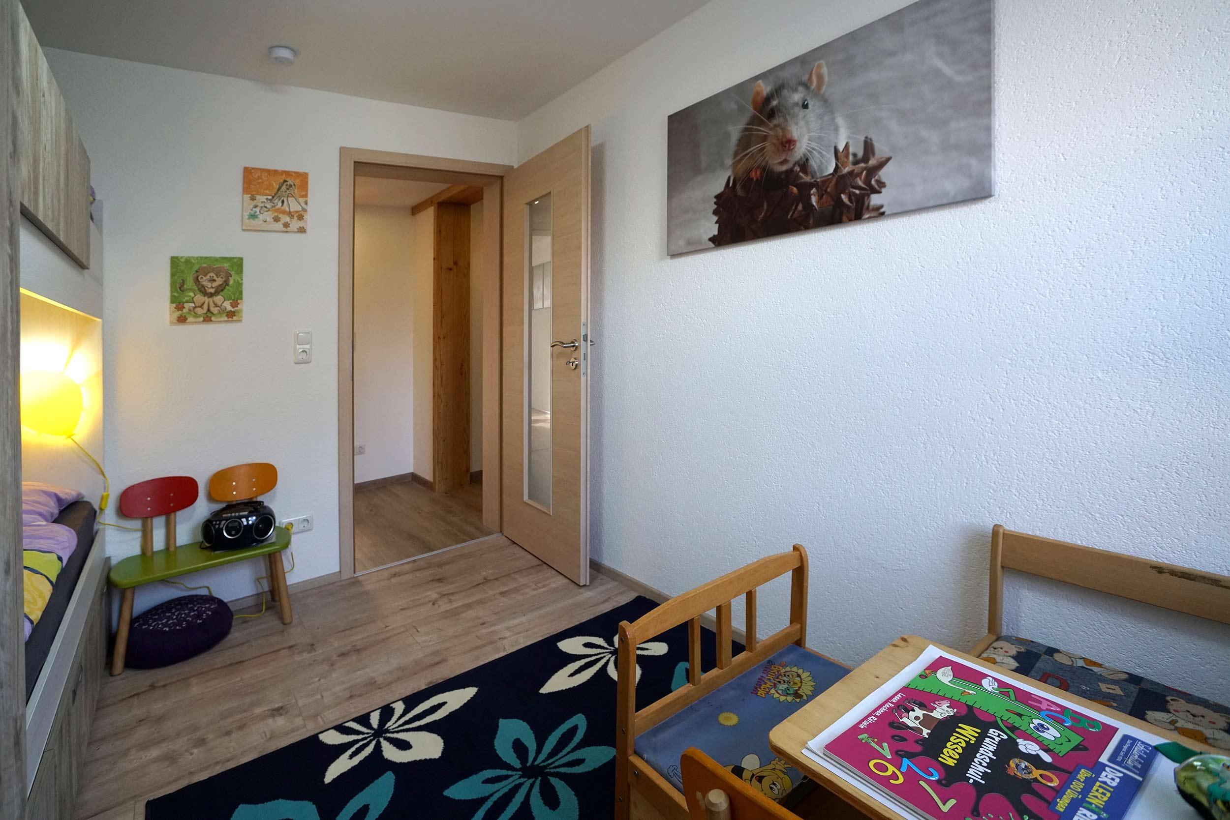 Ferienwohnung Christian Buhmann, Kinderzimmer 2