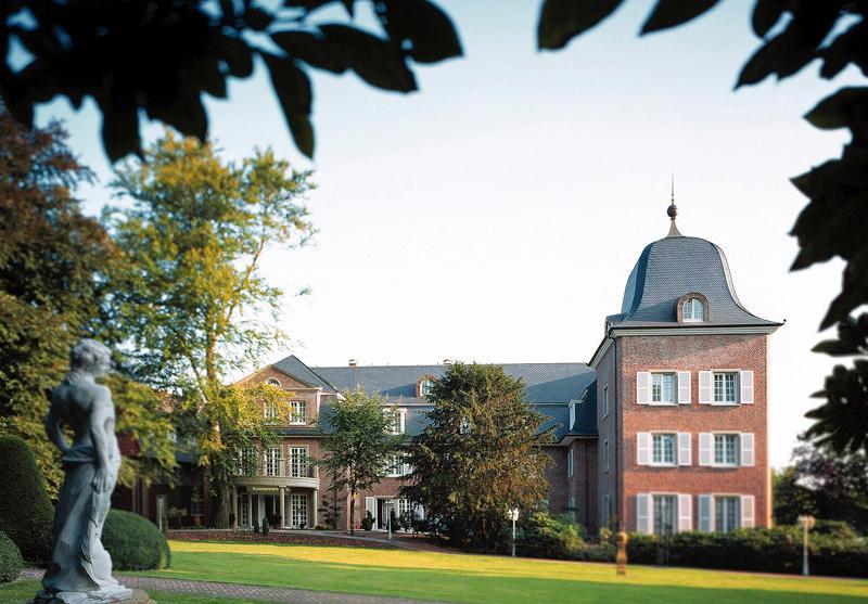 Hotel Klosterpforte Frontansicht