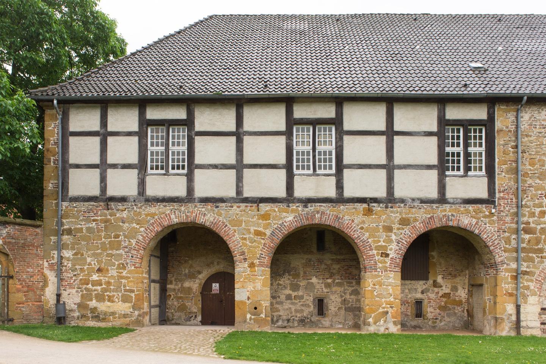 Teil der Klosteranlage Herzebrock