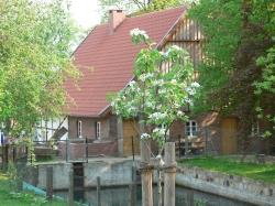 Mönkhoffsche Wassermühle Kleinenbremen