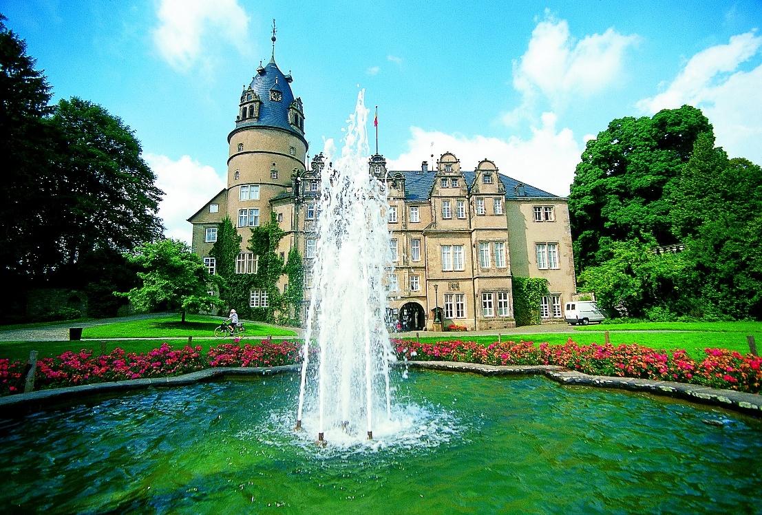 Fürstliches Residenzschloß