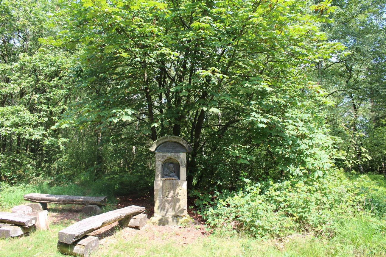 Pater-Beda-Gedenkstein
