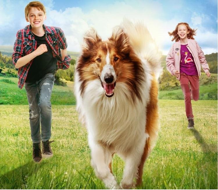Kino im Kaiserhof - Lassie - Eine abenteuerliche Reise: