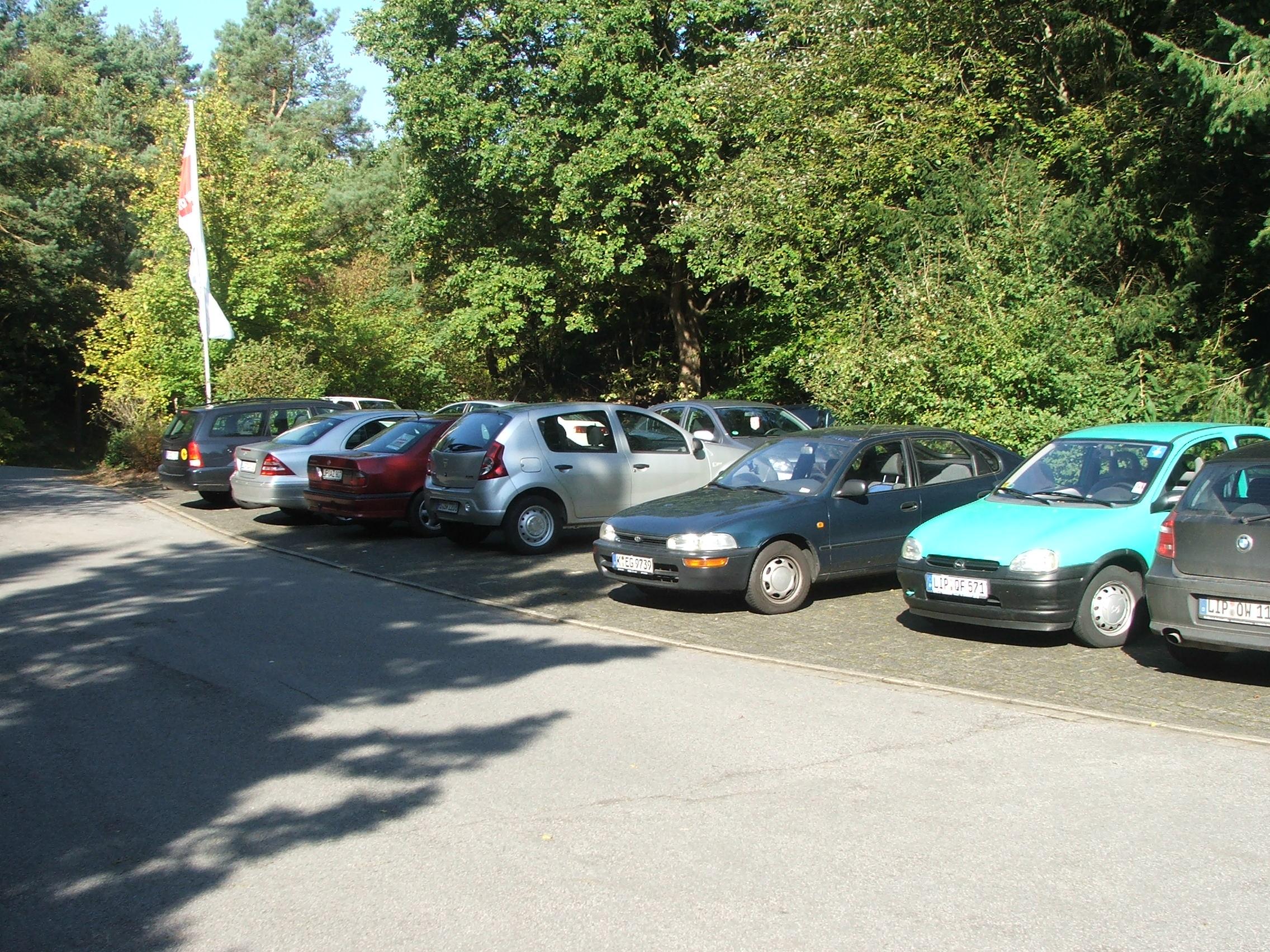 Parkplatz Heinrich- Hansen-Haus