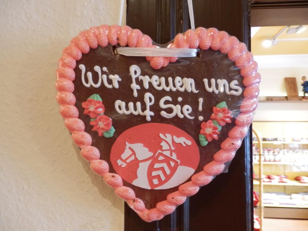 Herz-lich Willkommen in der Lebkuchenstadt Borgholzhausen