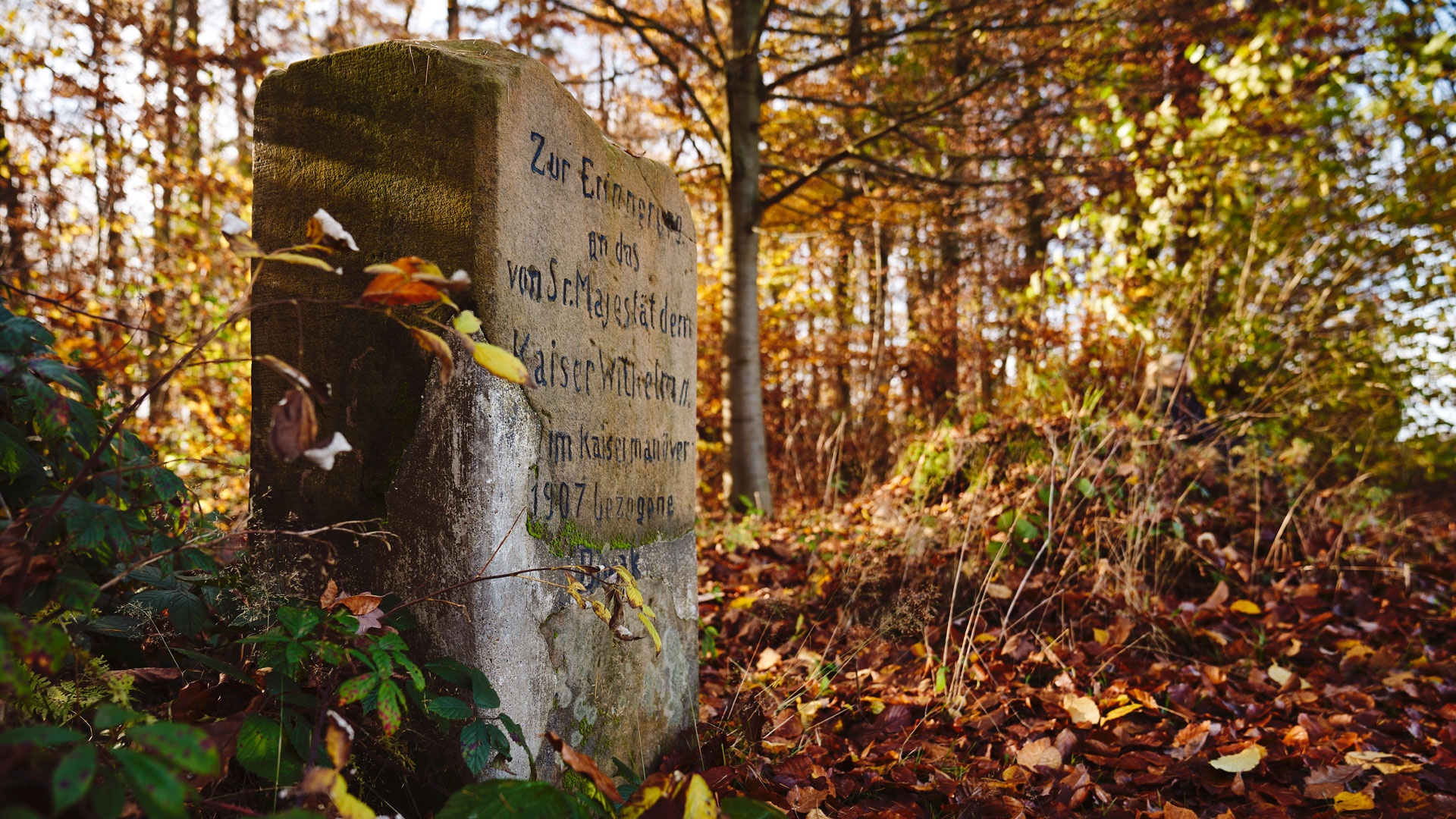 Kaiserstein bei Auenhausen