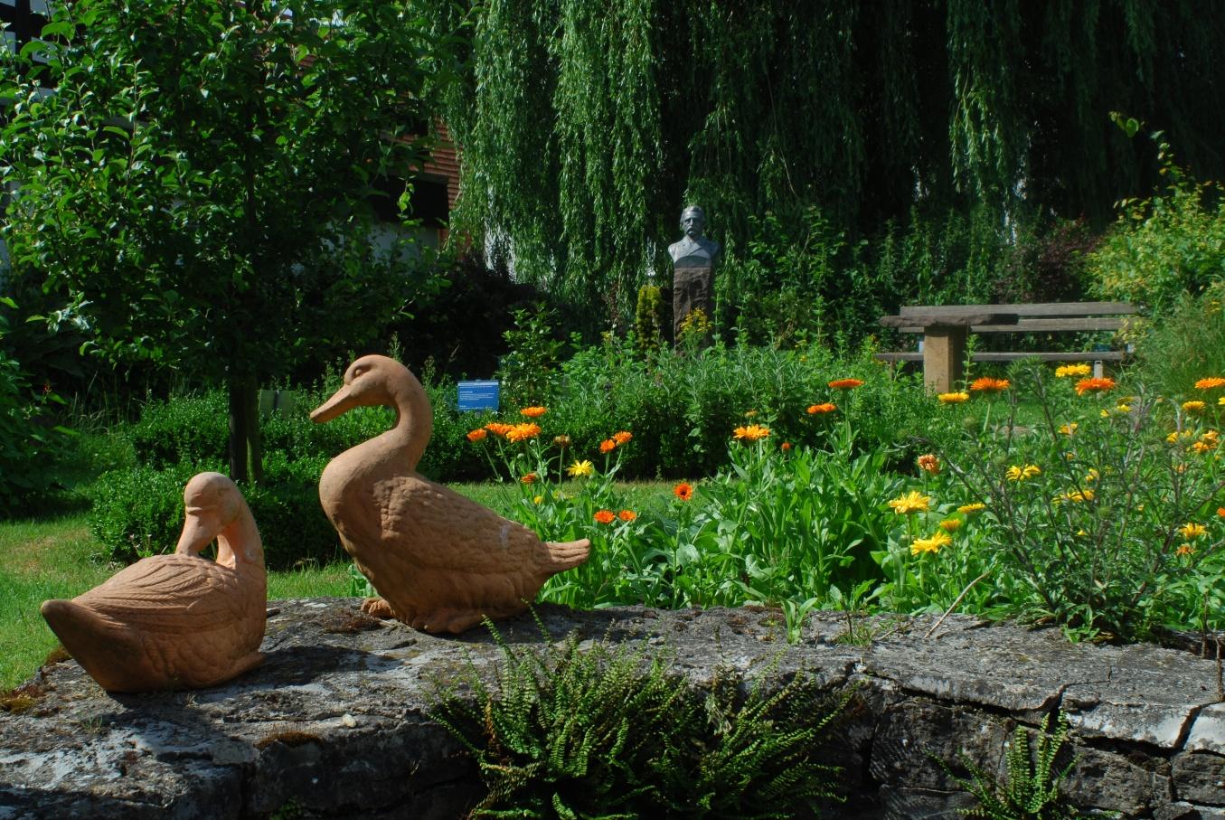 Garten Webermuseum