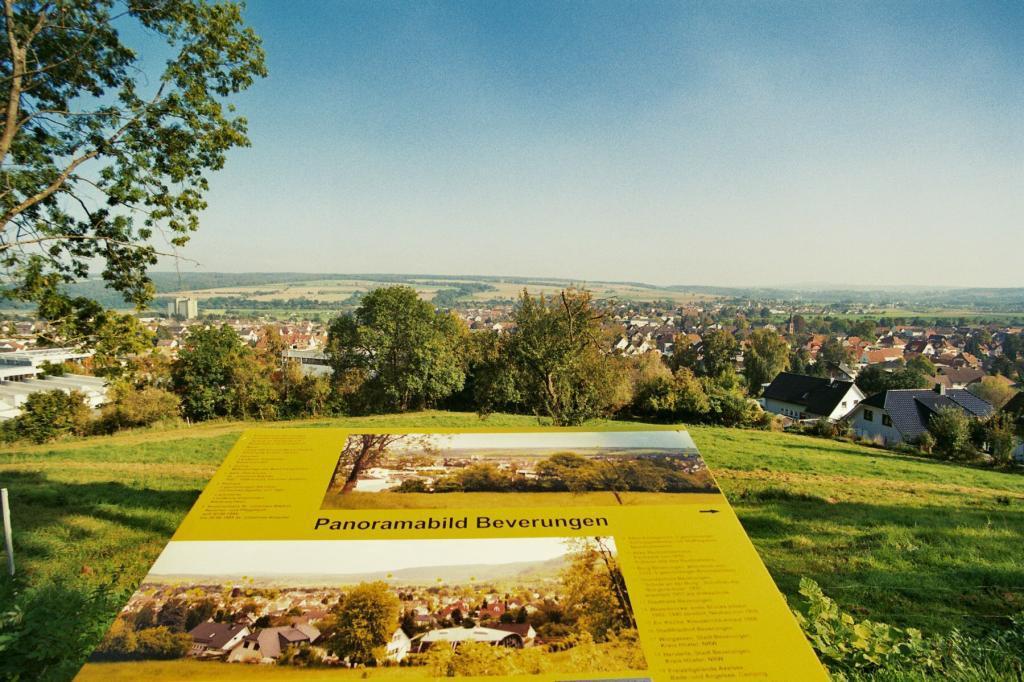 Weitblick ins Wesertal