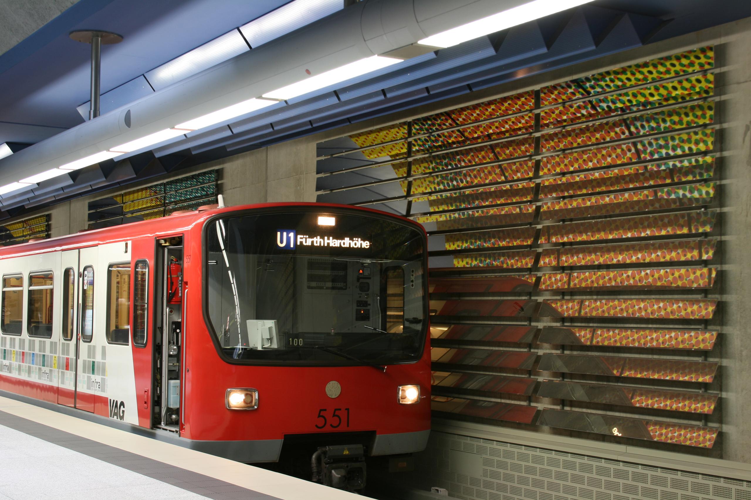 U-Bahn Hardhöhe