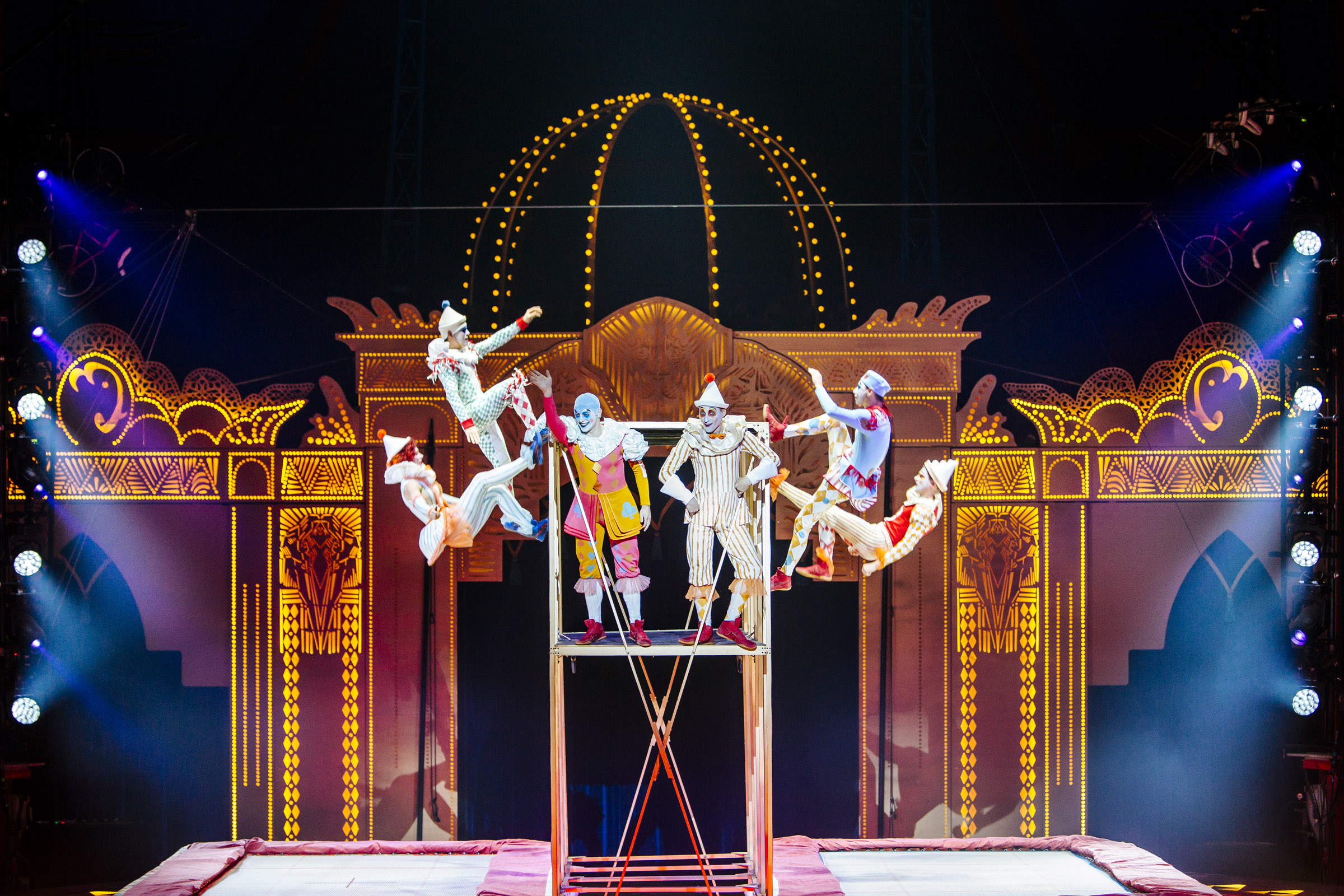 Circus Krone Veranstaltungen 2021