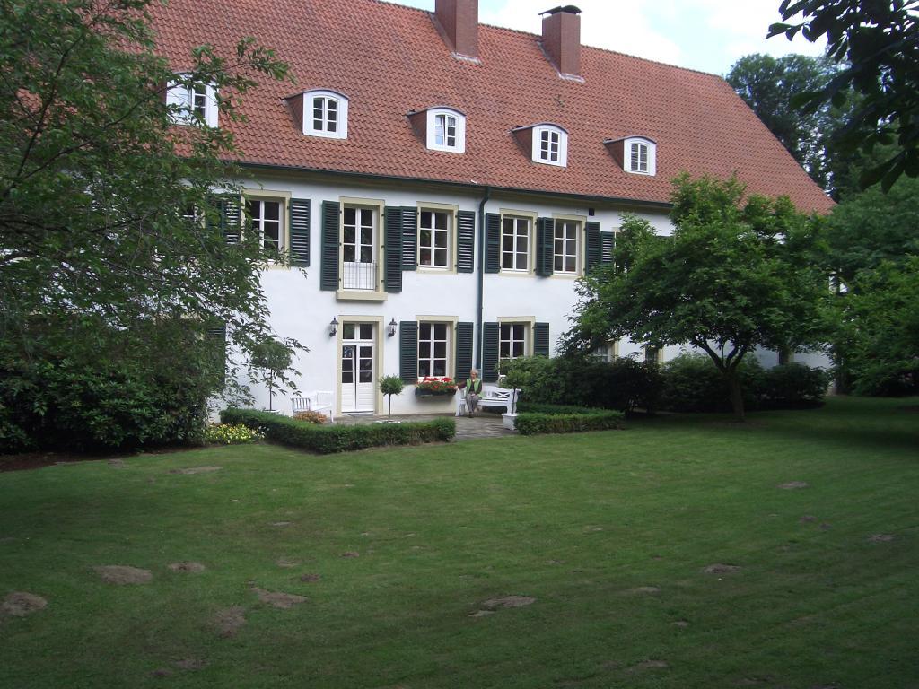 Rückansicht Haus des Gastes