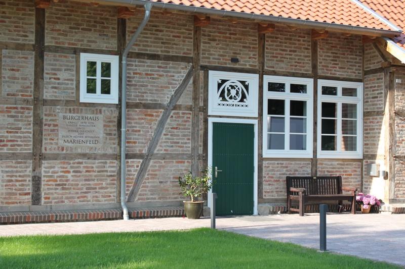 Bürgerhaus Marienfeld