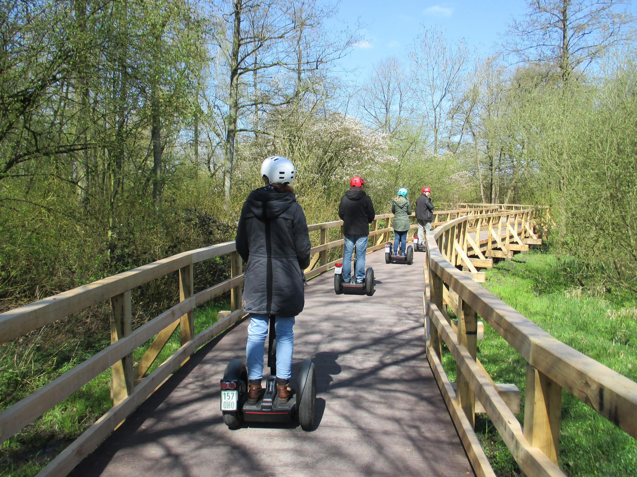 Segway-Touren in Bad Zwischenahn