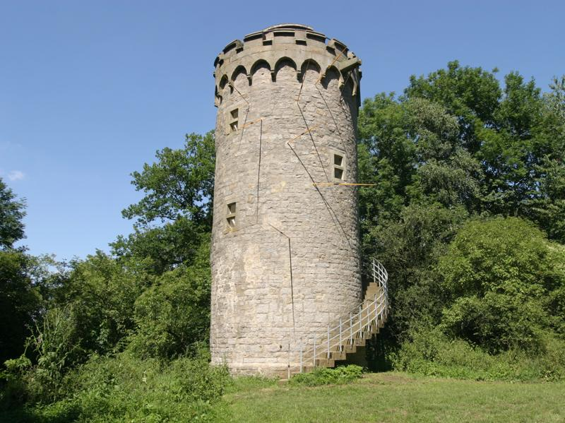 Attacke am Turm - Holsterturm