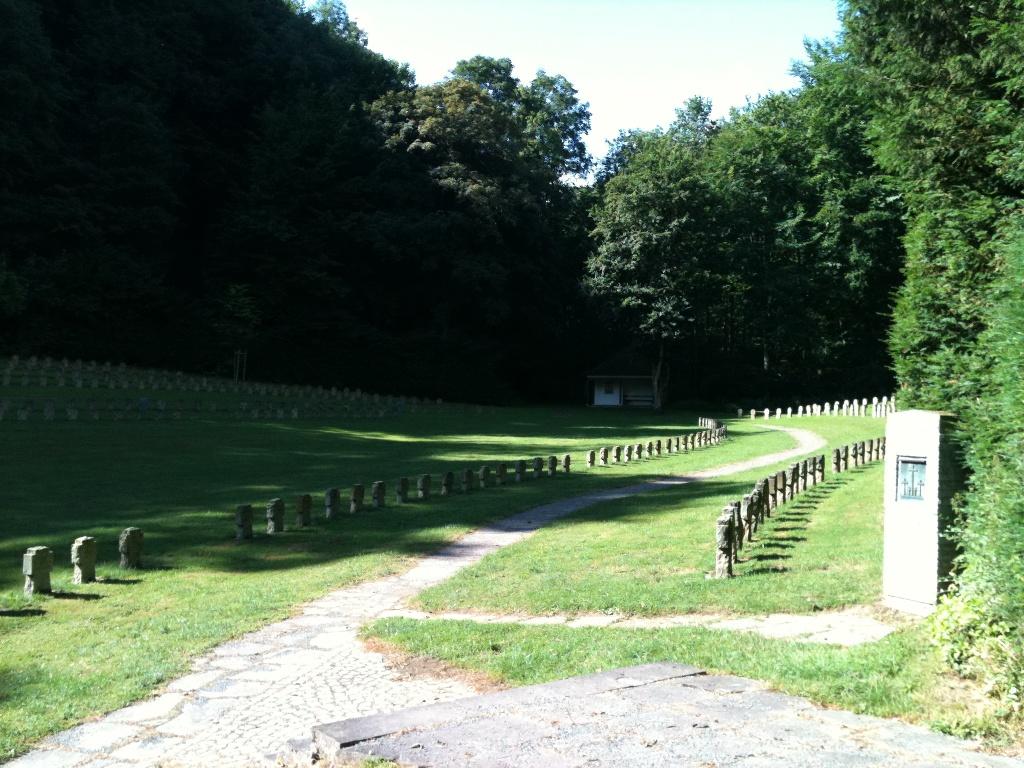 Kriegsgräberstätte Altenböddeken