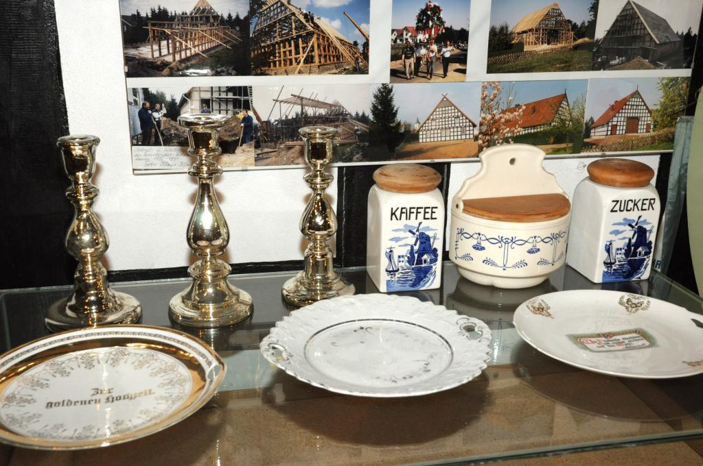 Heimathaus Wehdem - Exponate1