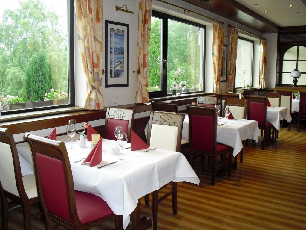 Wohlfühlhotel DER JÄGERHOF Willebadessen - Restaurant