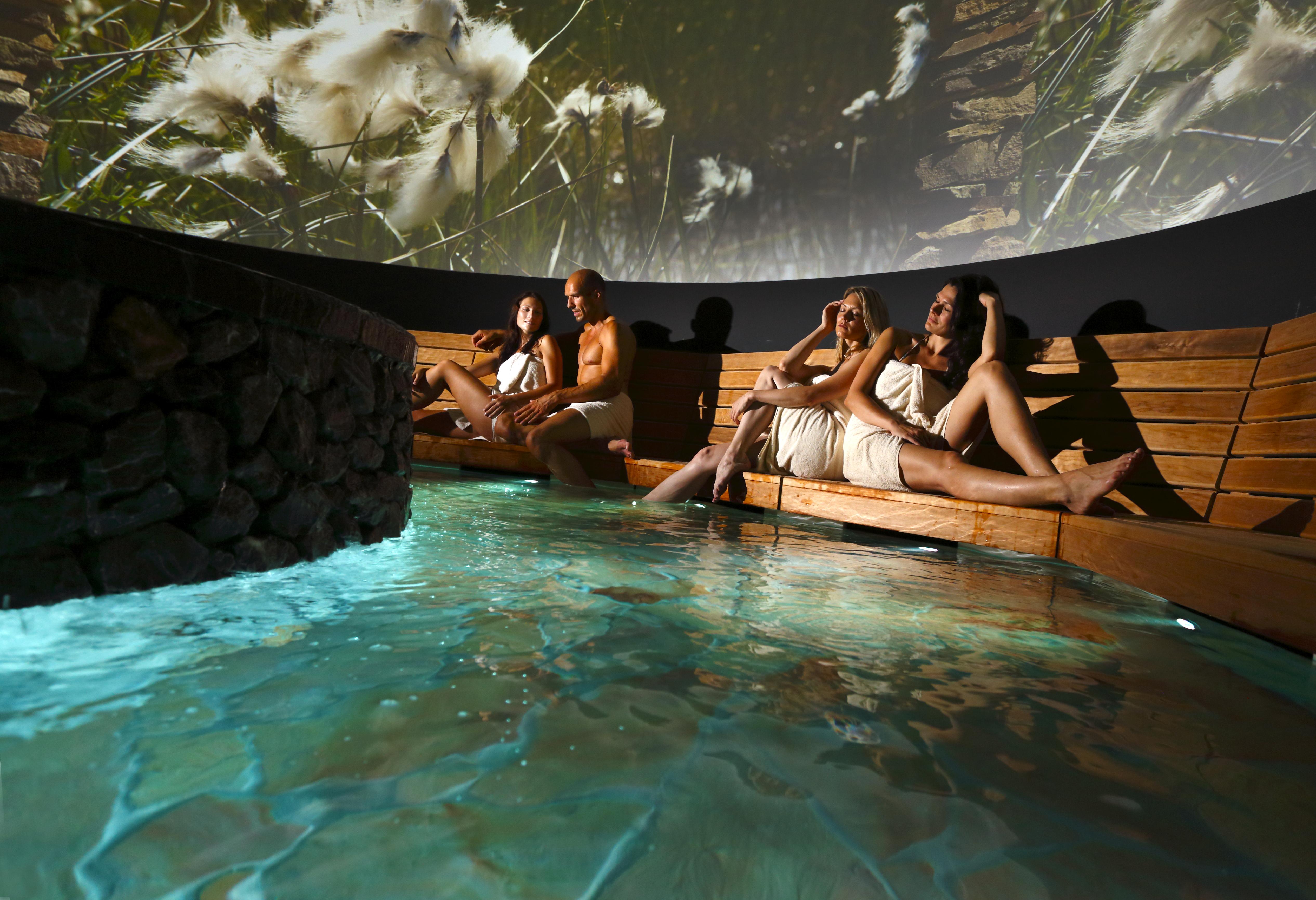 Vesitorni-Sauna im H2O Herford