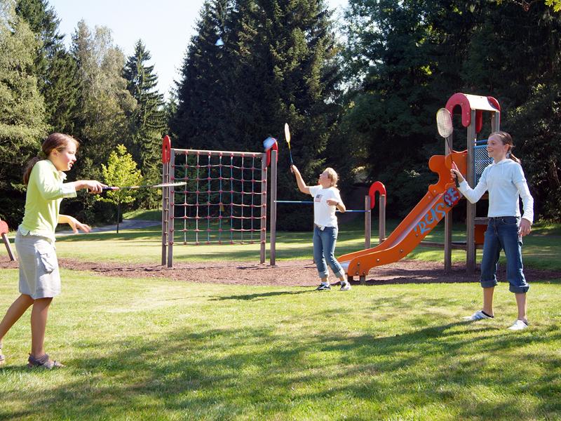 Jugendherberge Hahnenklee - Spielplatz