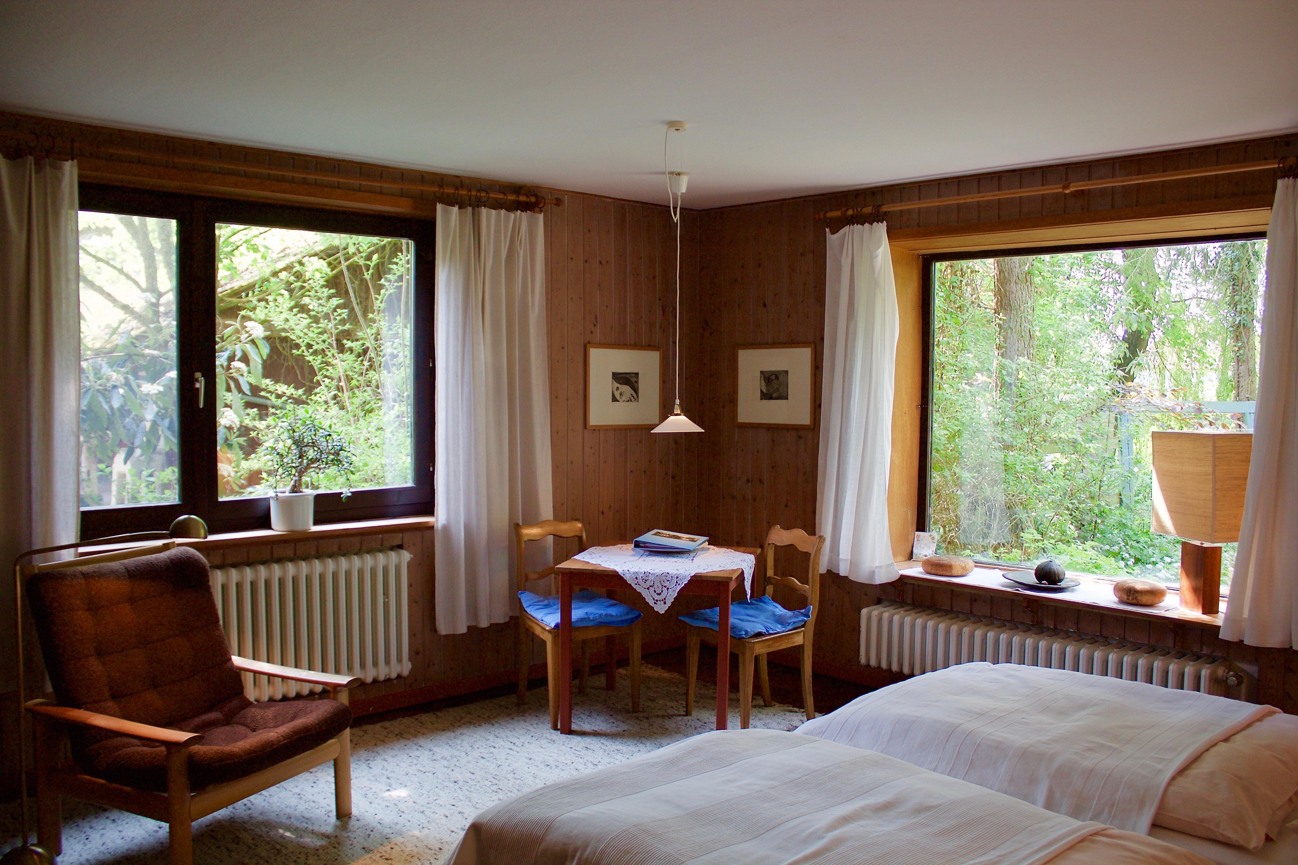Klosterhof Brunshausen - Zimmer im Gästehaus