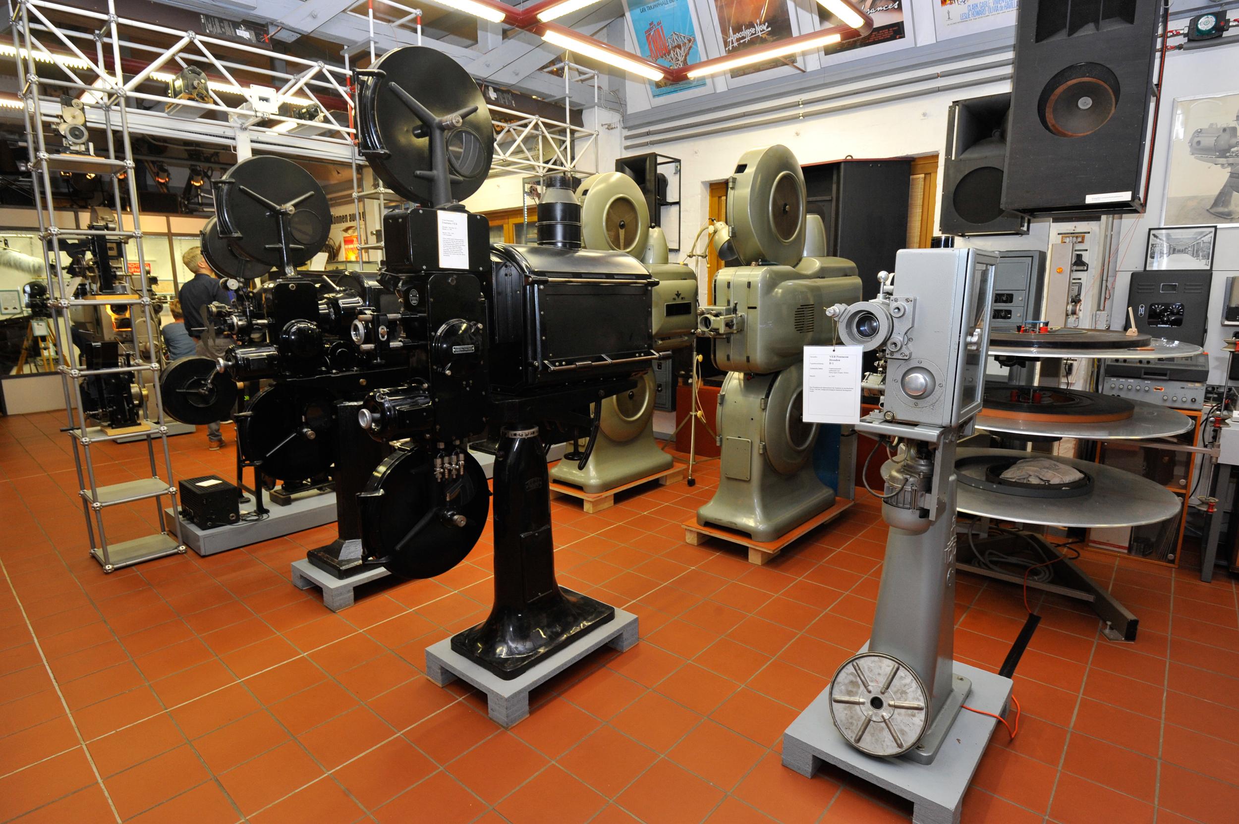 Kinogeschichte im Kinomuseum