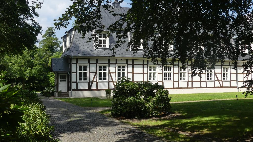 Das `Schloss` in Marienloh