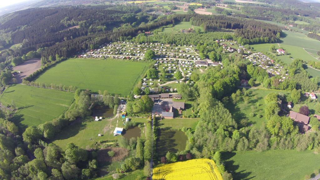 Luftbild vom Eurocamp Holperdorp