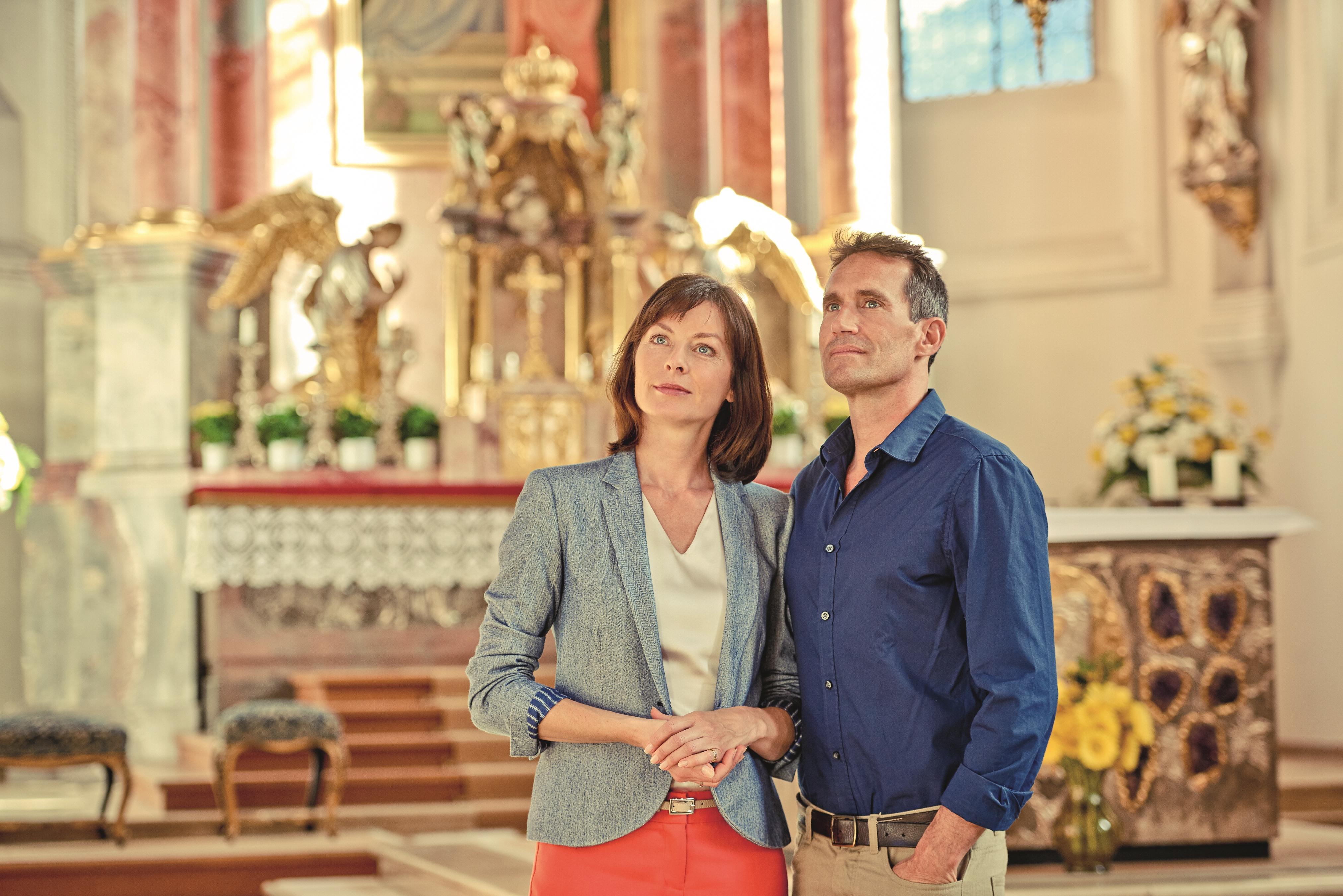 Besichtigung St. Justina