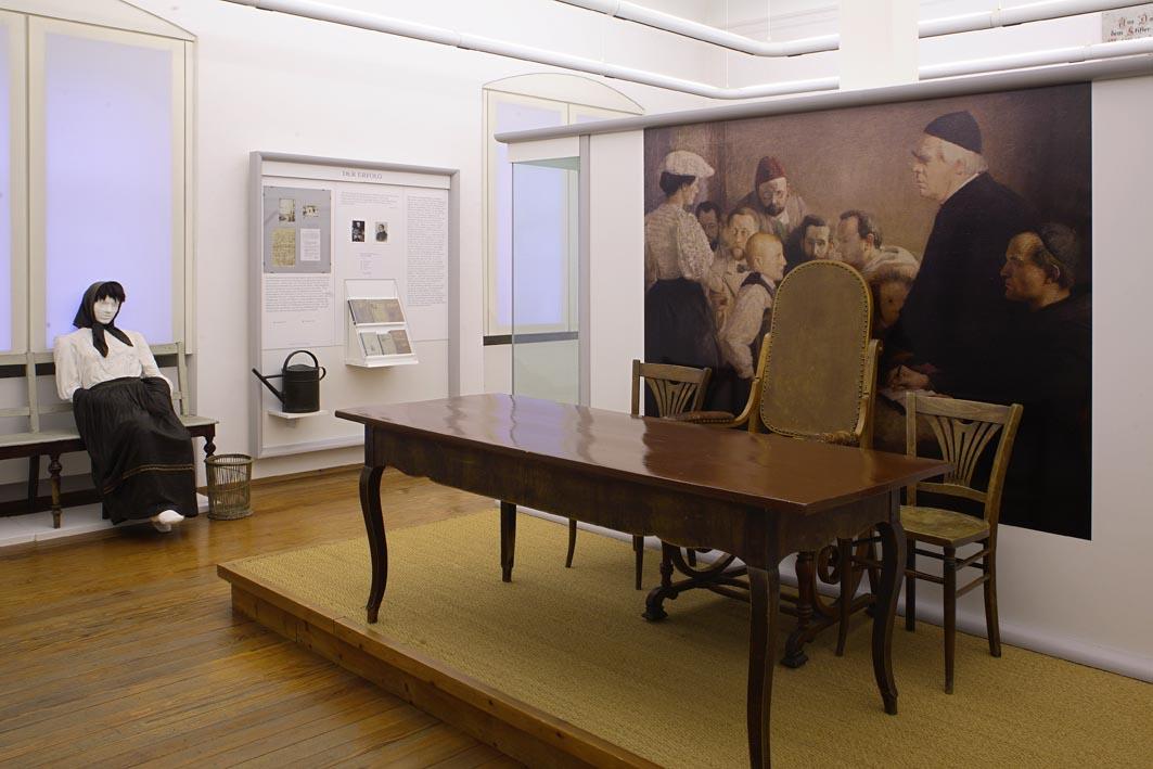 Arbeitszimmer - Sebastian Kneipp Museum
