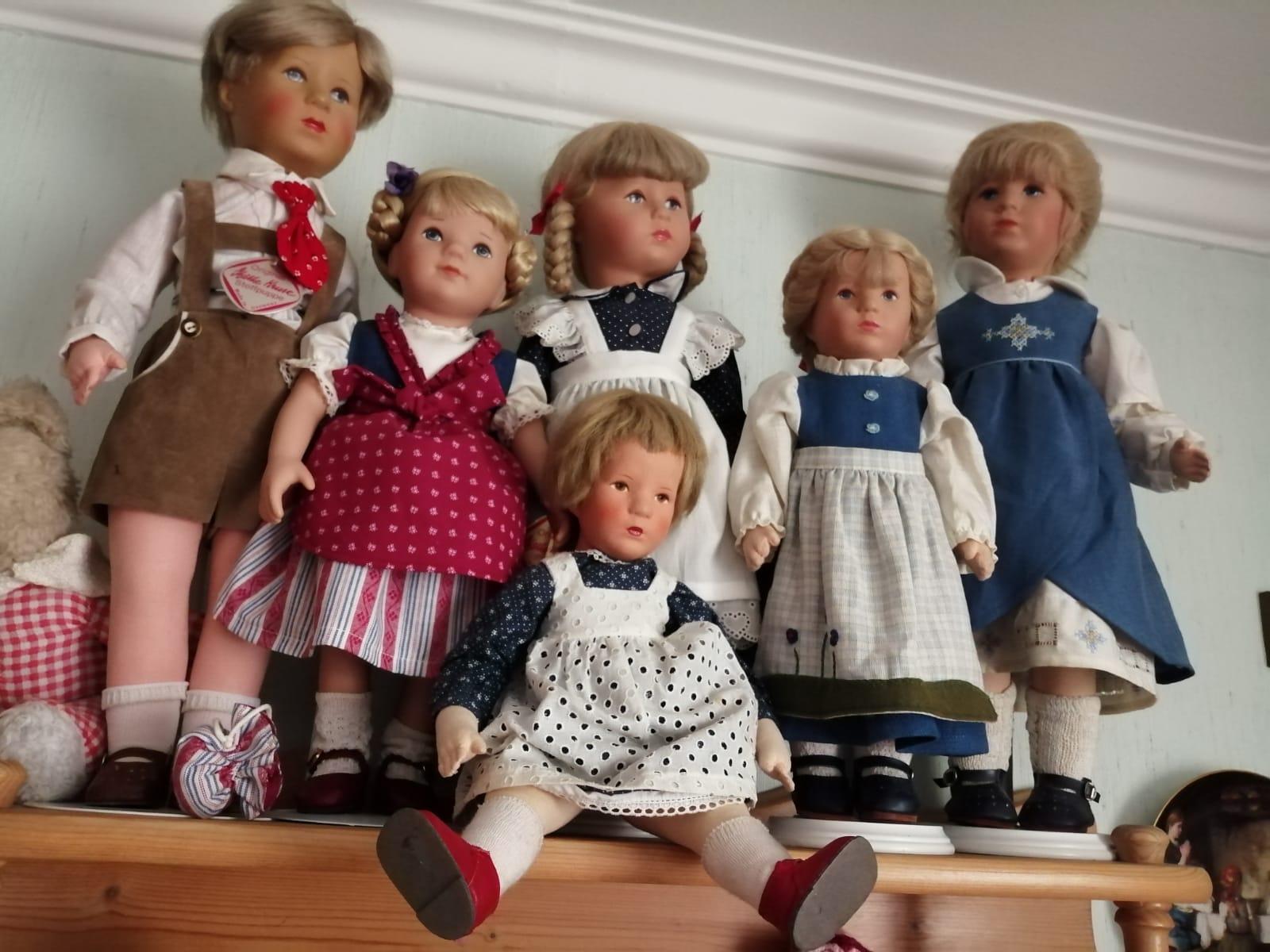 Puppenmädchen