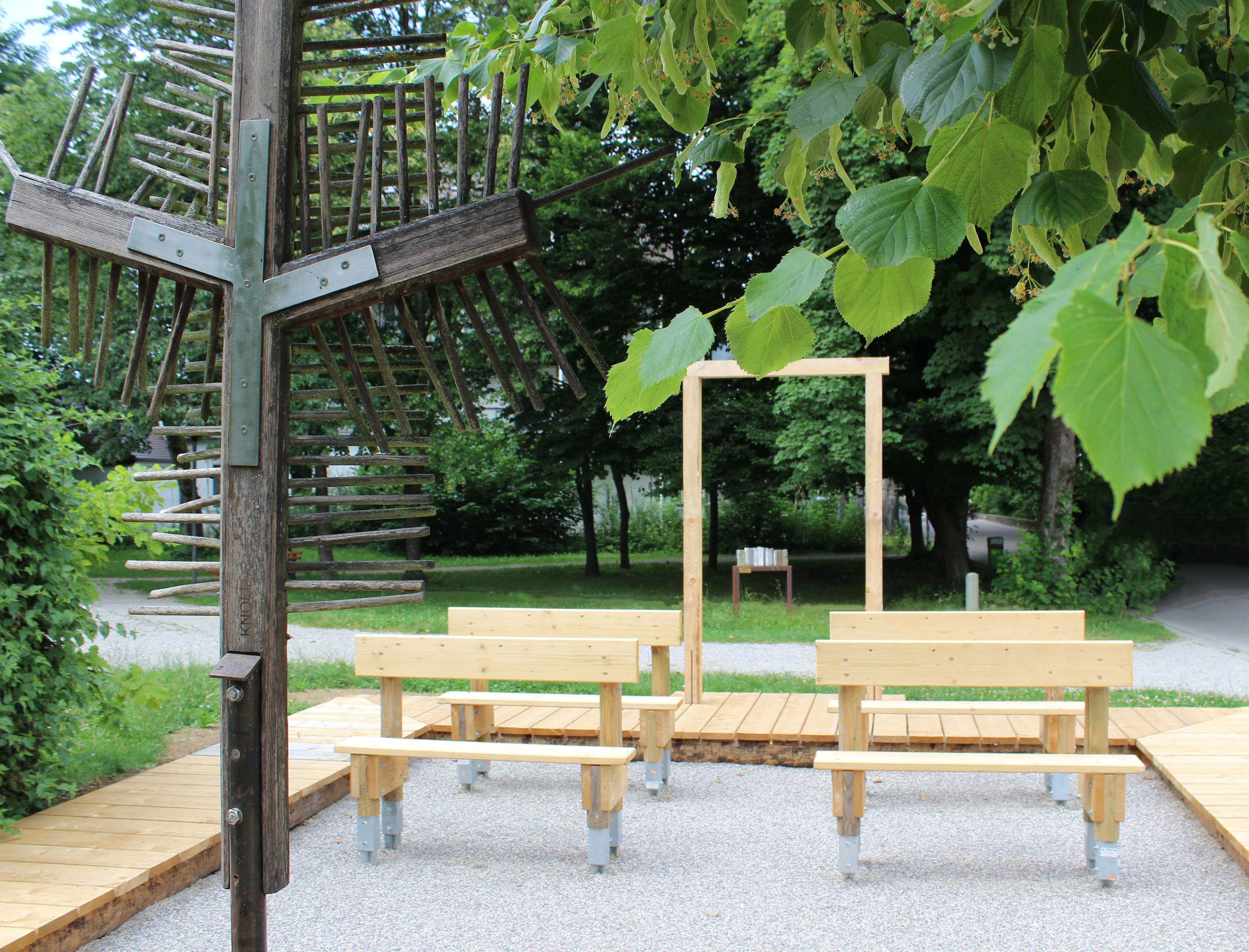 Waldkapelle im Stadtgarten