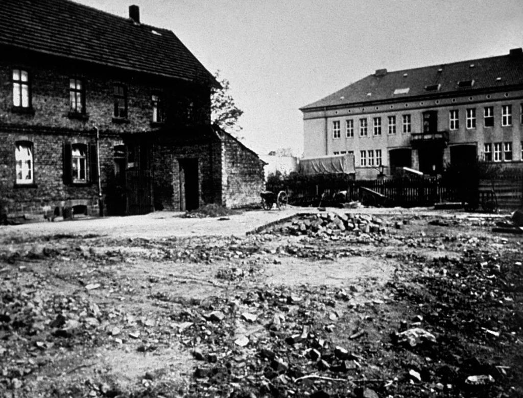 Das dritte Rathaus, ab 1947