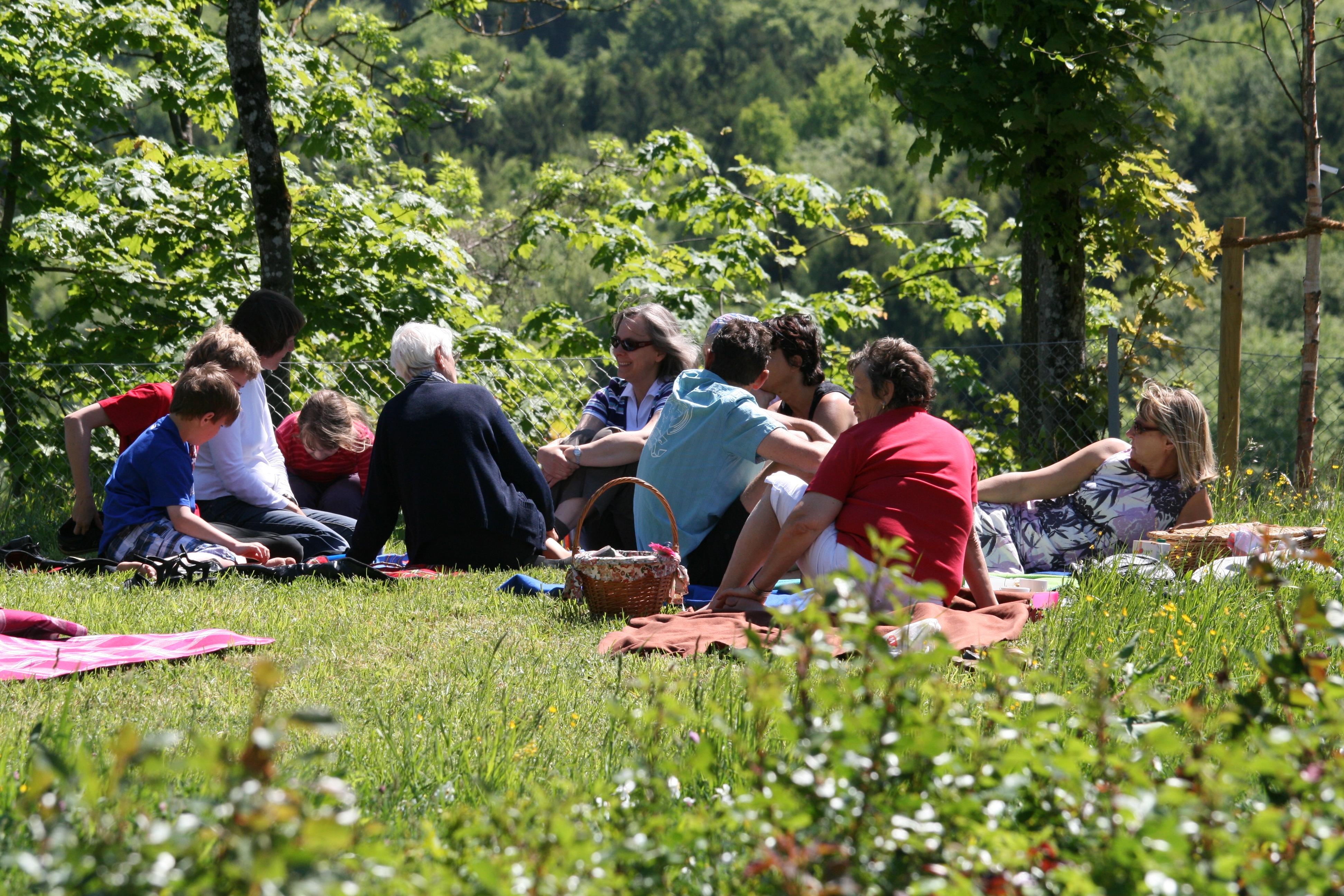 Botanischer Garten Burghausen