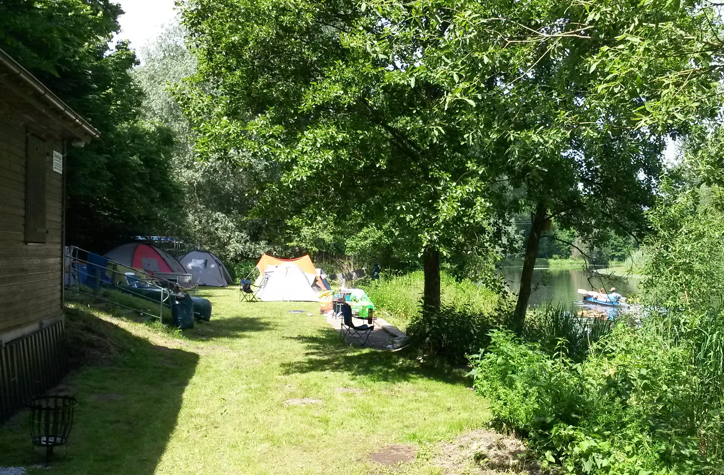 Biwakplatz in Seershausen