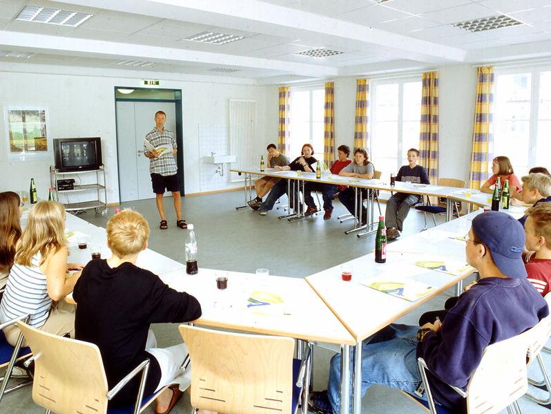 Jugendherberge Goslar - Seminarraum