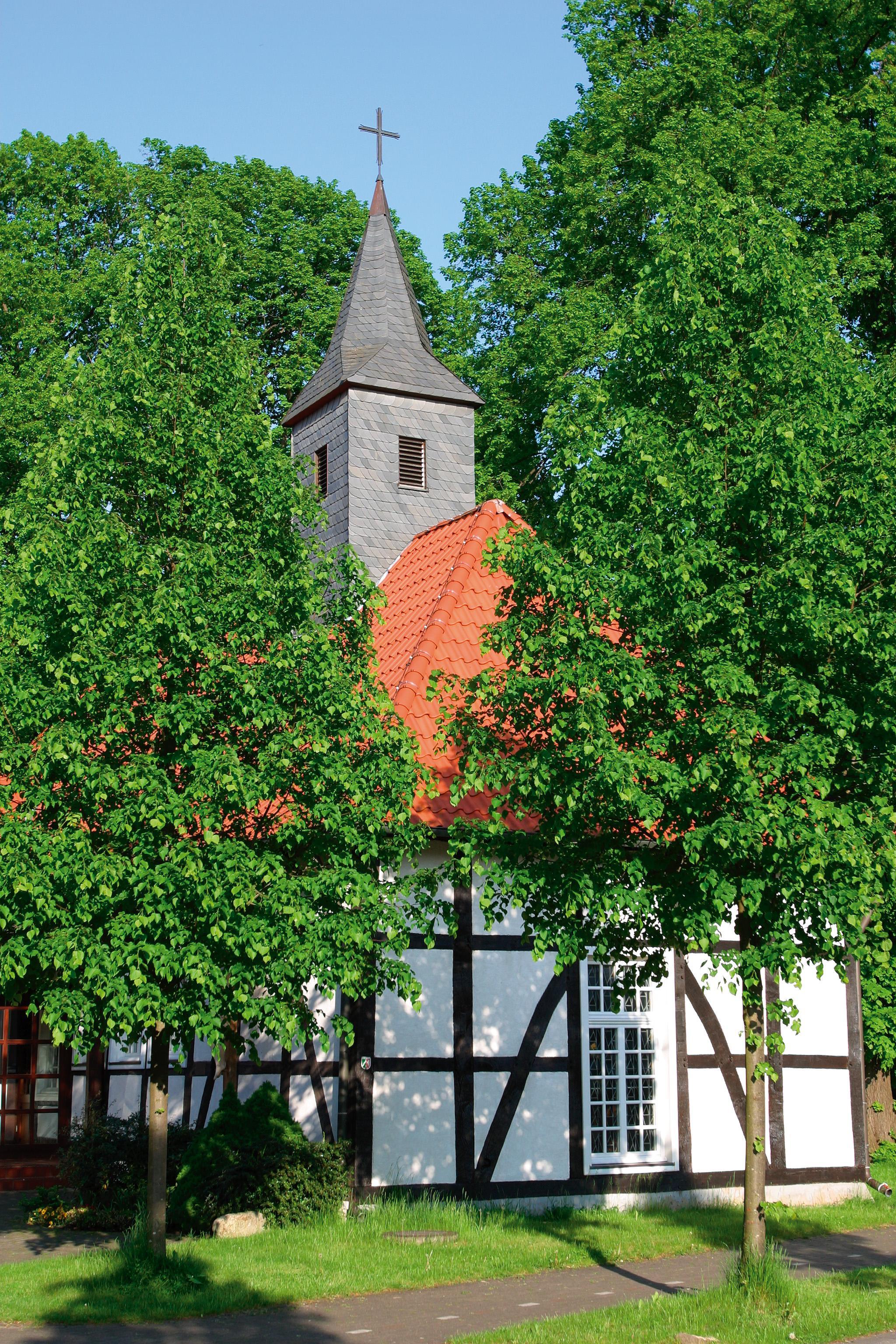Alten Lipplinger Kapelle