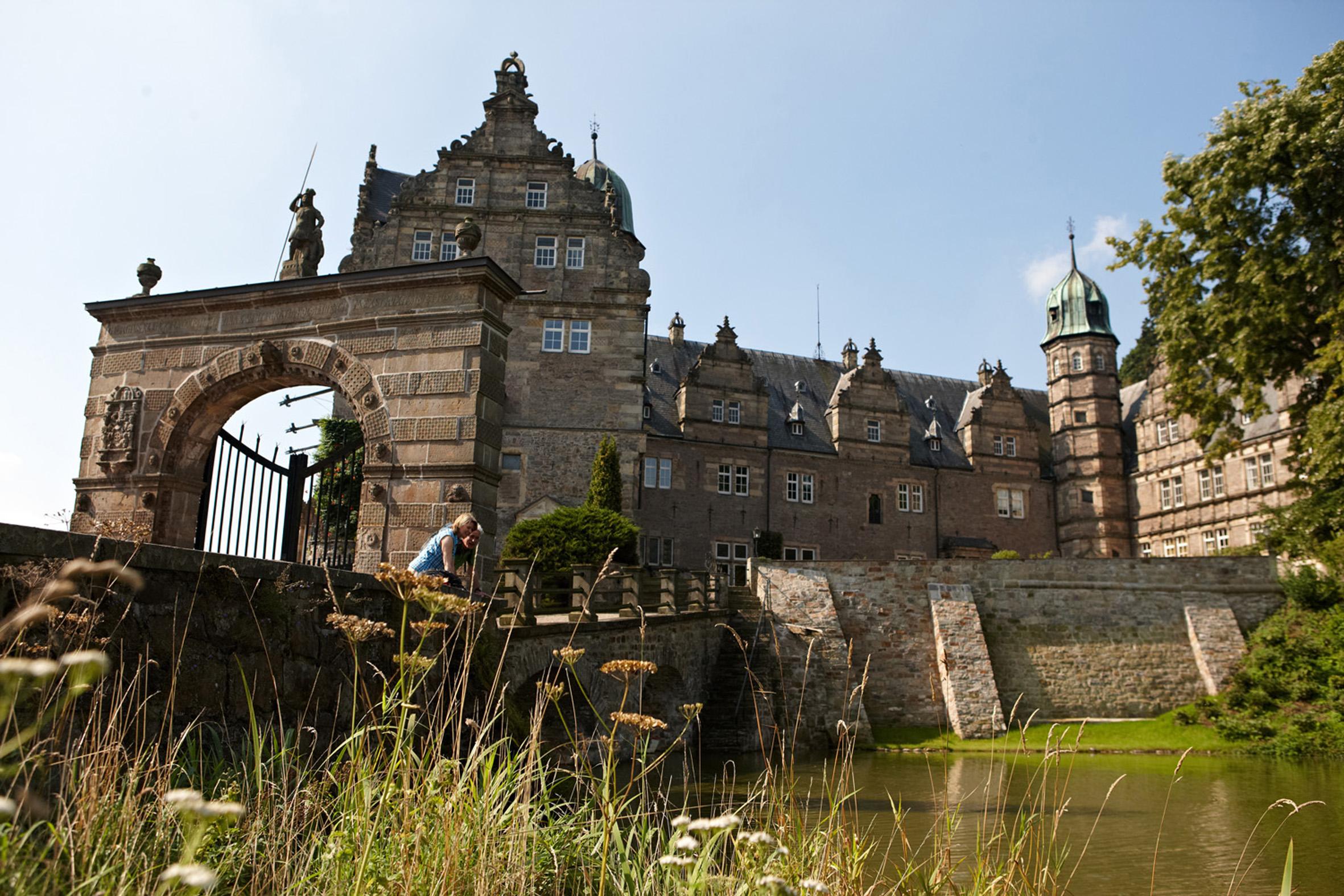 Schloss Hämelschenburg; Weserrenaissance