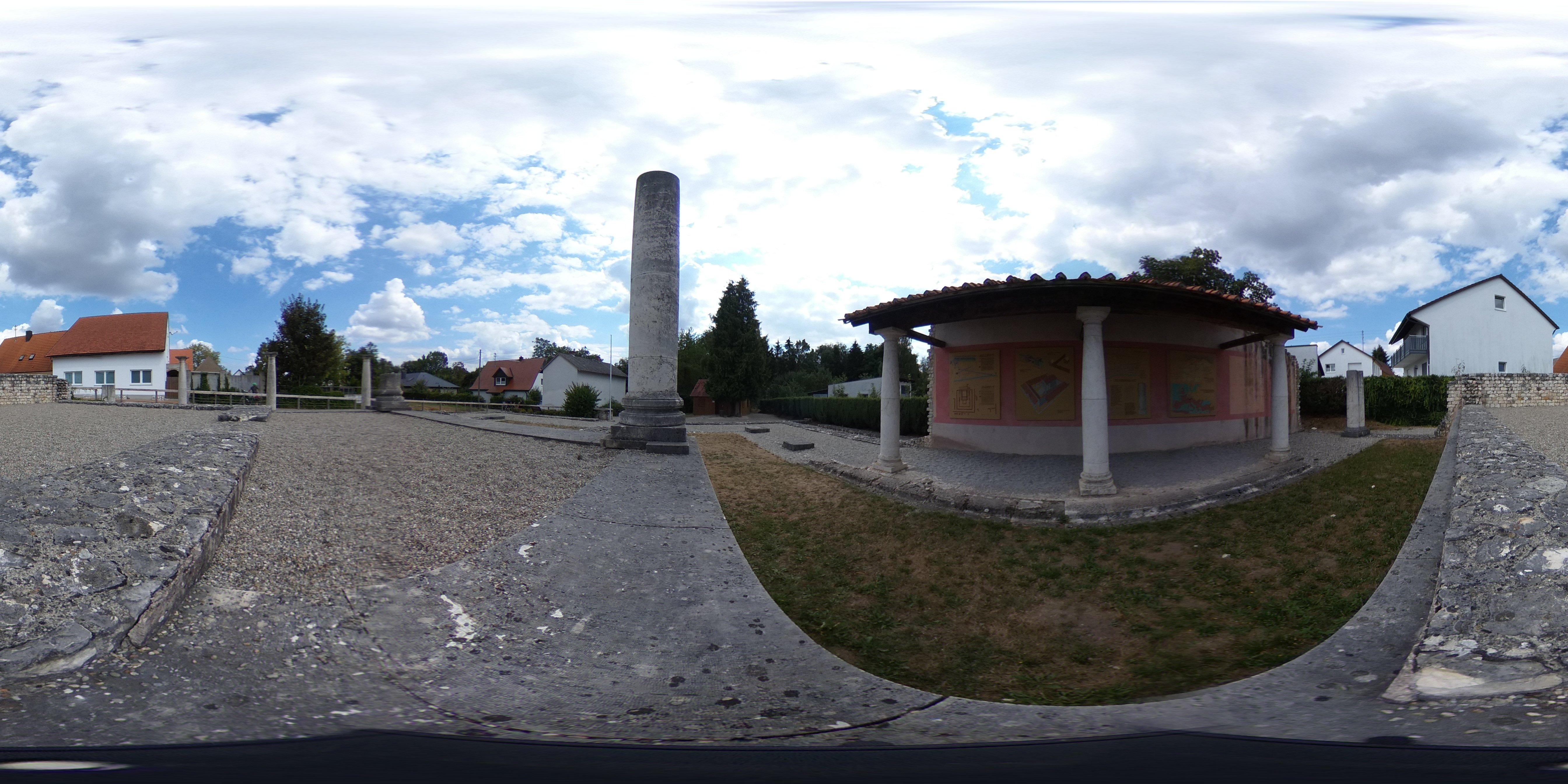 Apollo-Grannus Tempel