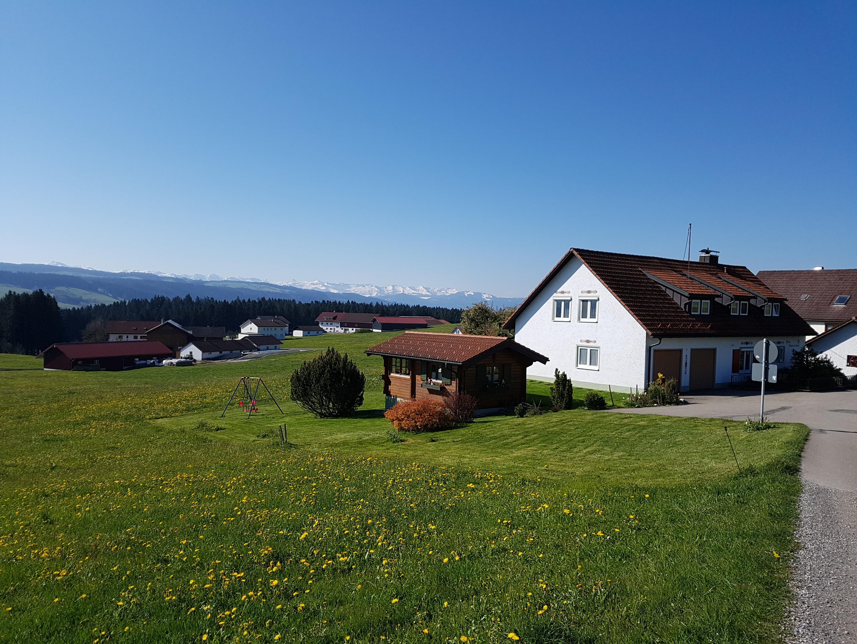 Haus Sonnenschein in Ruppenmanklitz, Panoramalage