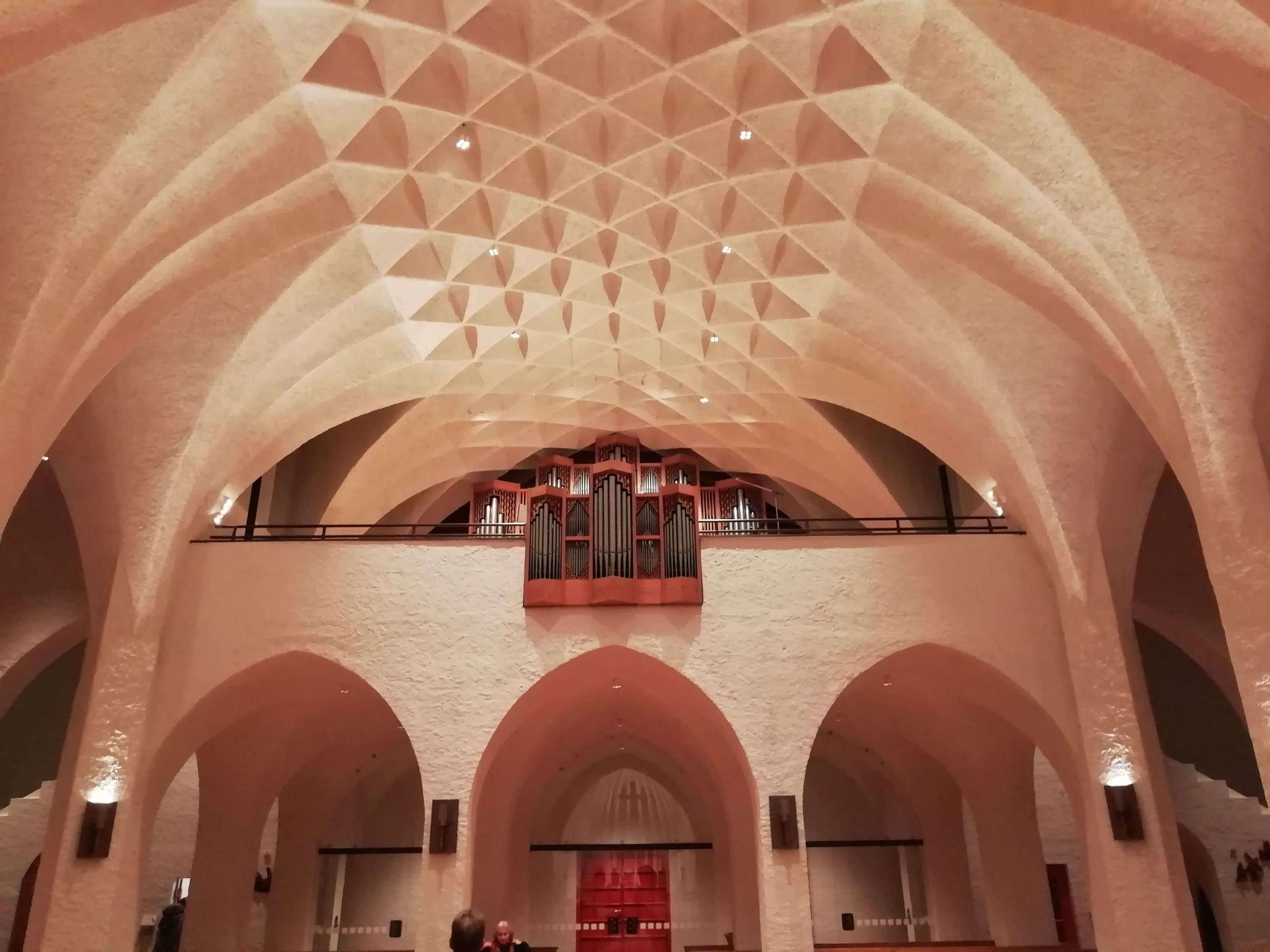 Kirche Sankt Johann Baptist Neu-Ulm