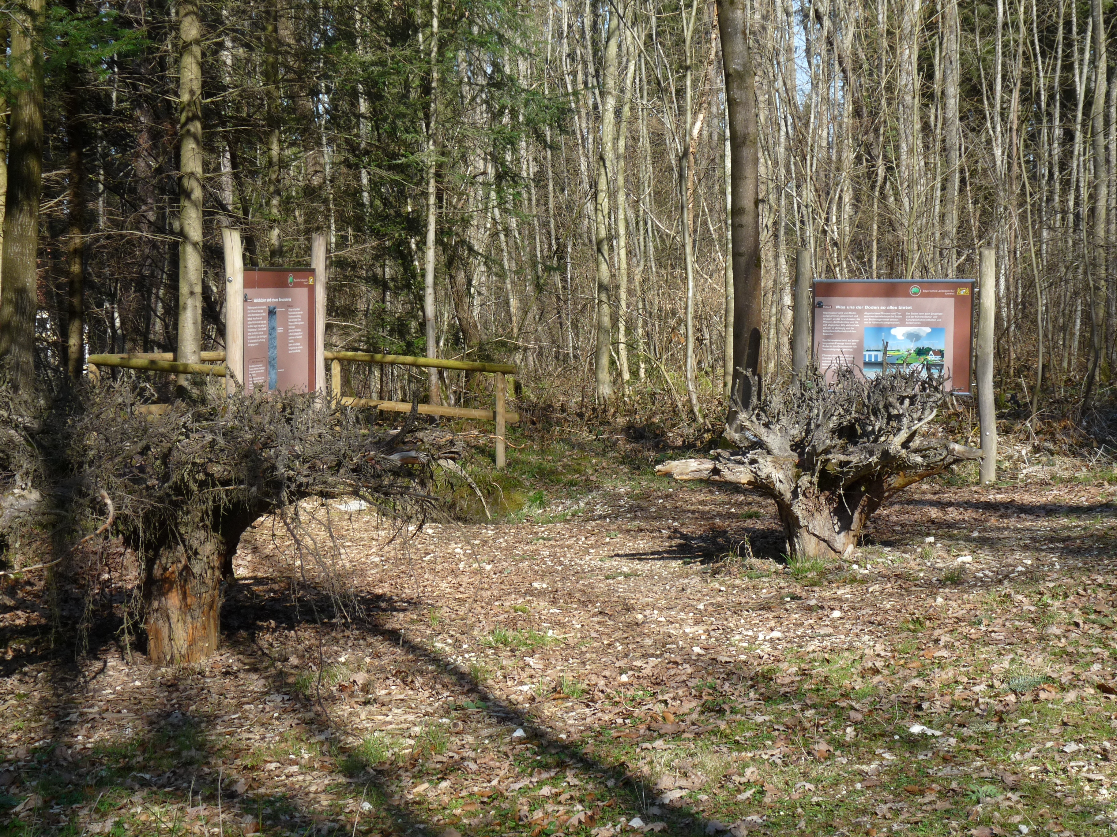 Bodenerlebnispfad Roggenburg
