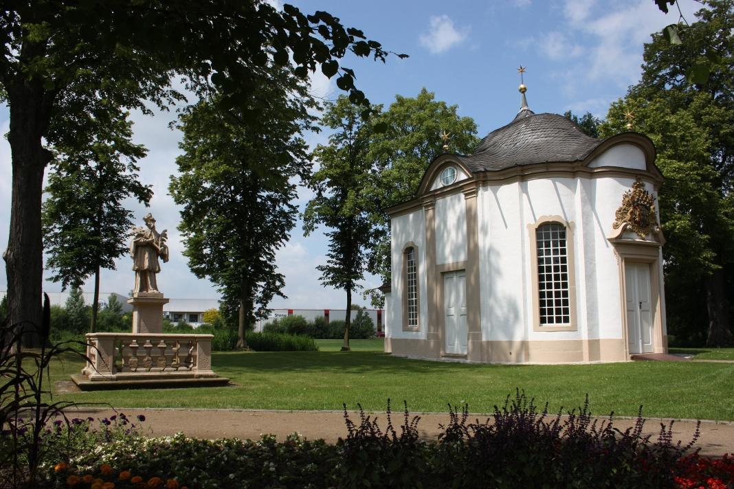 Johanneskapelle Rietberg