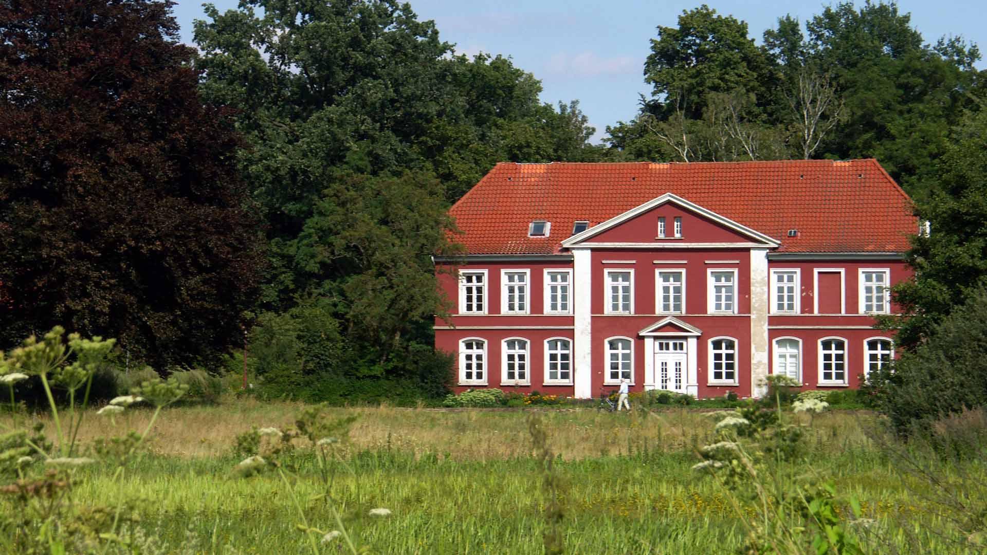 Die Thaersche Villa an den Dammaschwiesen