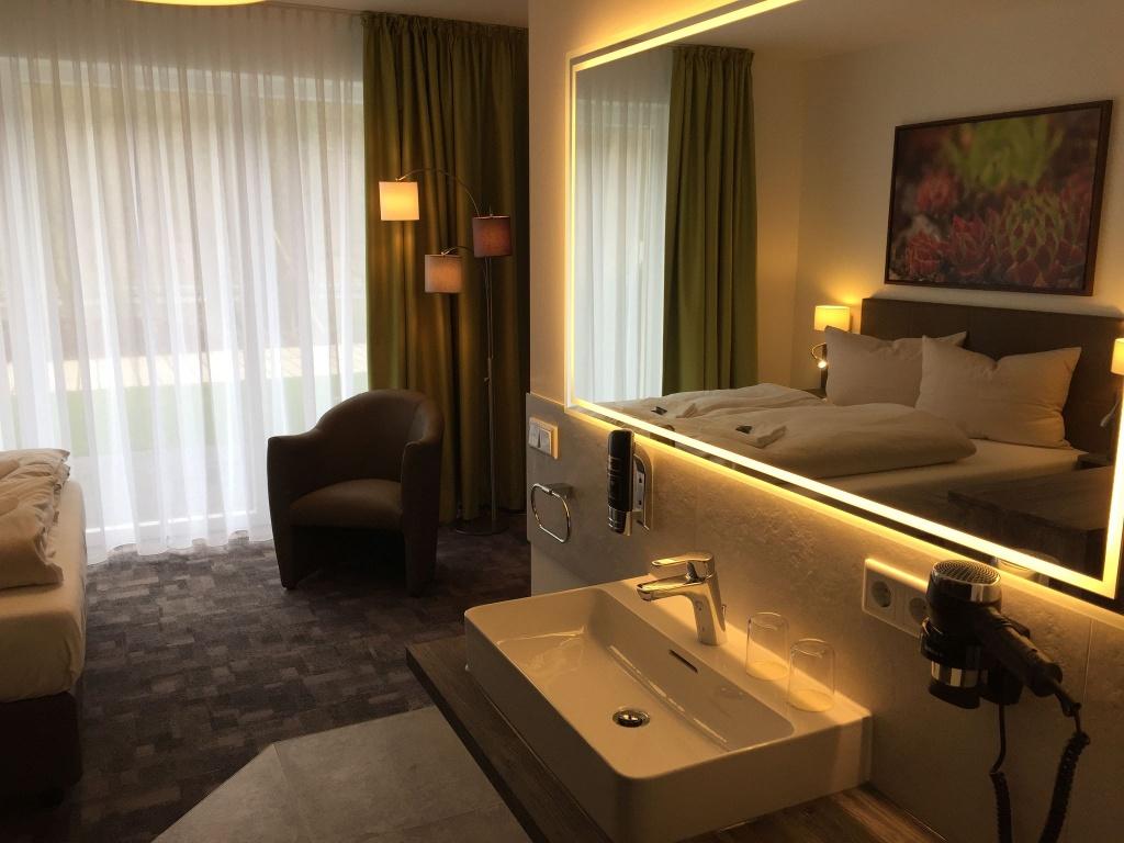 Zimmer im Hotel Grünwalde, Halle Westfalen