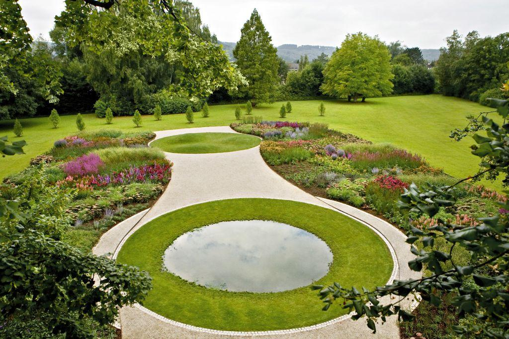 Piet Oudolf Garten im Gräflichen Park Bad Driburg