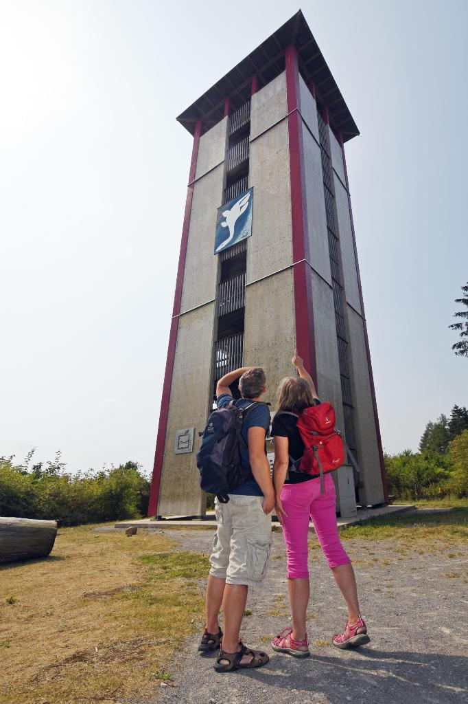 Lattbergturm in Entrup