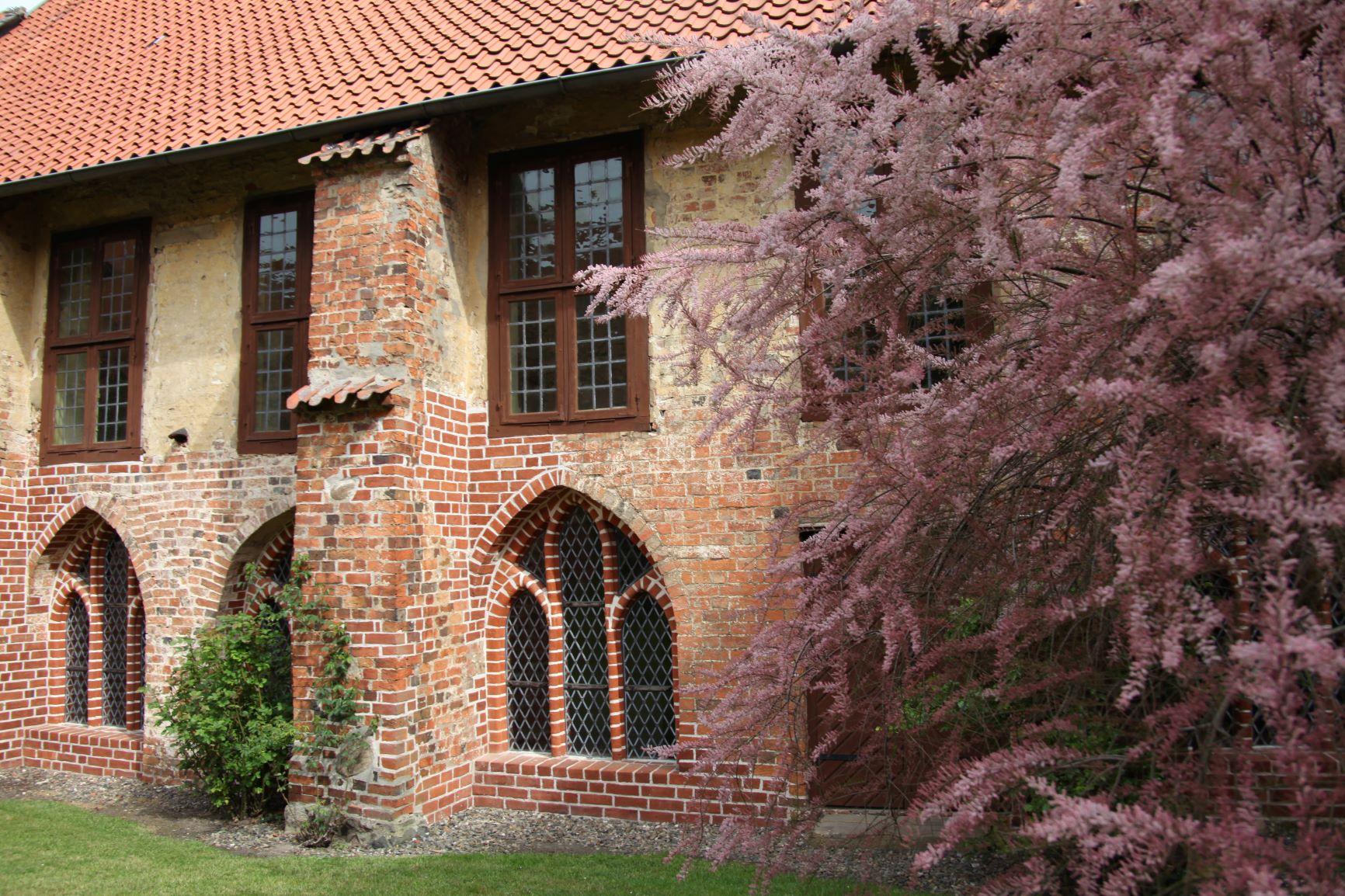Innenhof Kloster Isenhagen