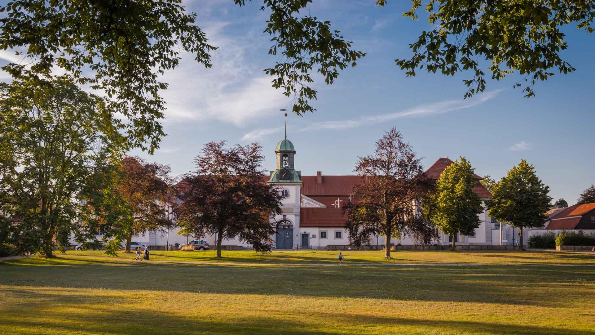 Triftanlage in Celle