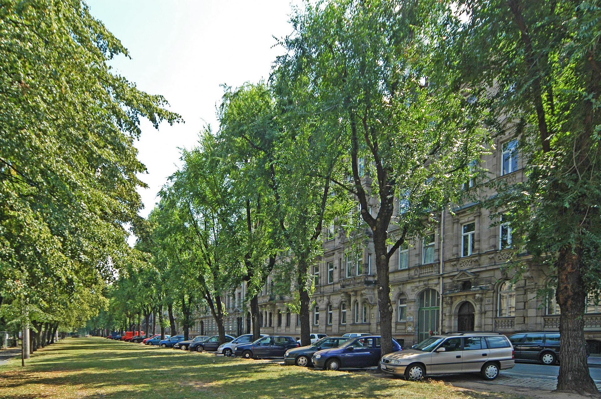 Allee Königswarterstraße