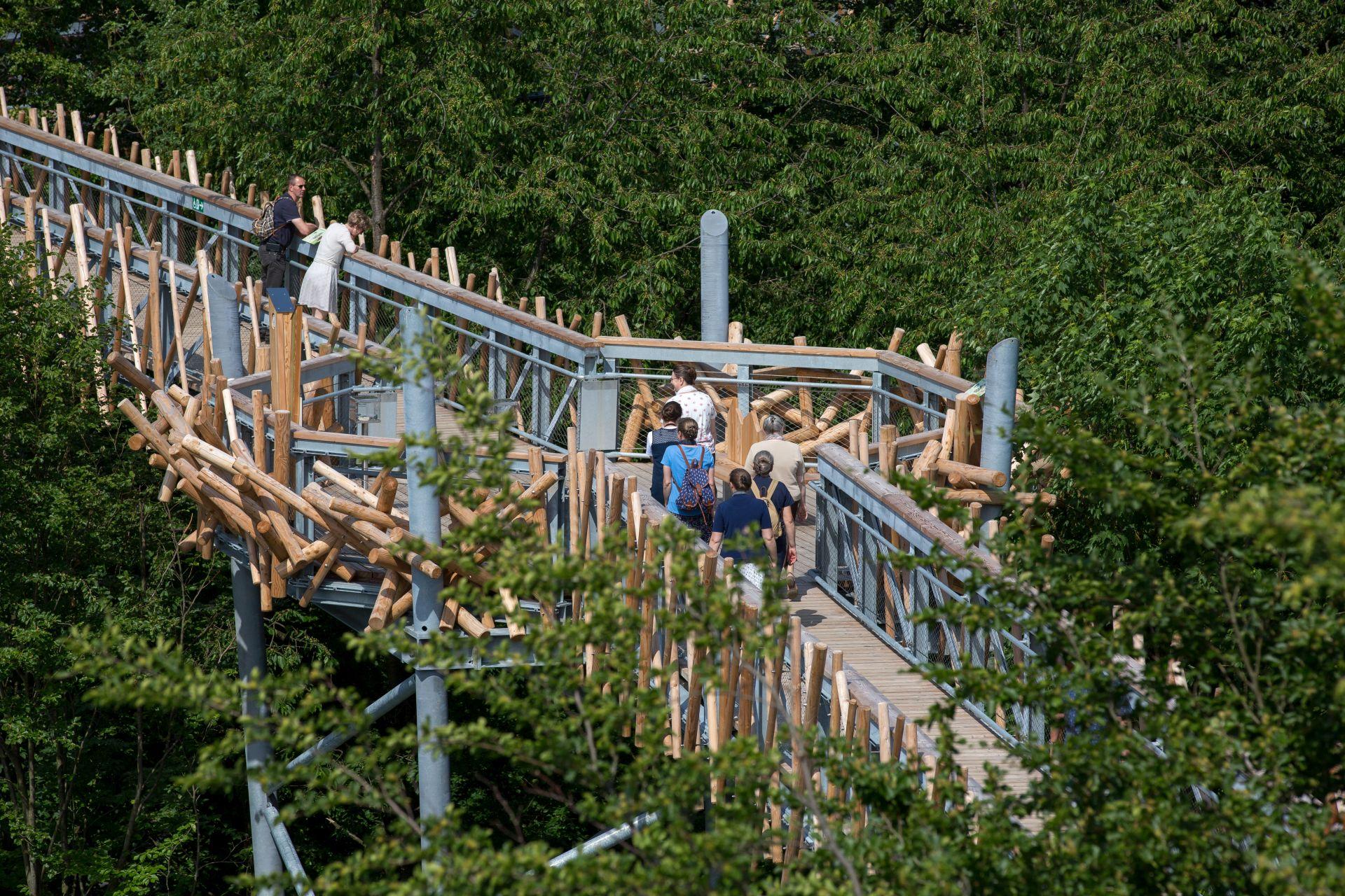 Öffnungszeiten baumwipfelpfad bad belzig Baumkronenpfad Beelitz